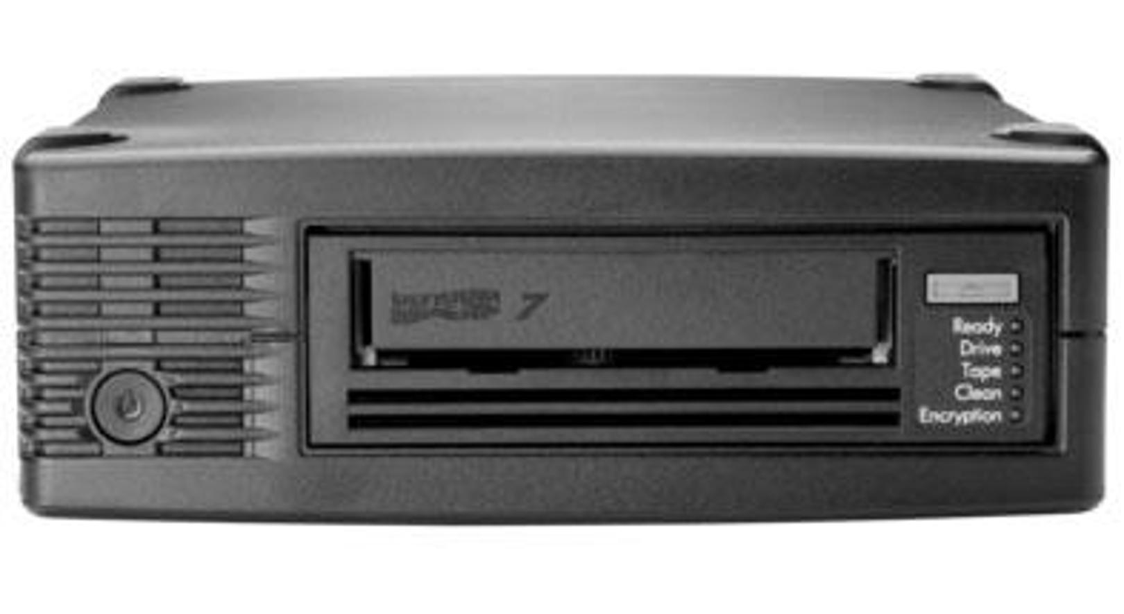 HP External Tape Drive