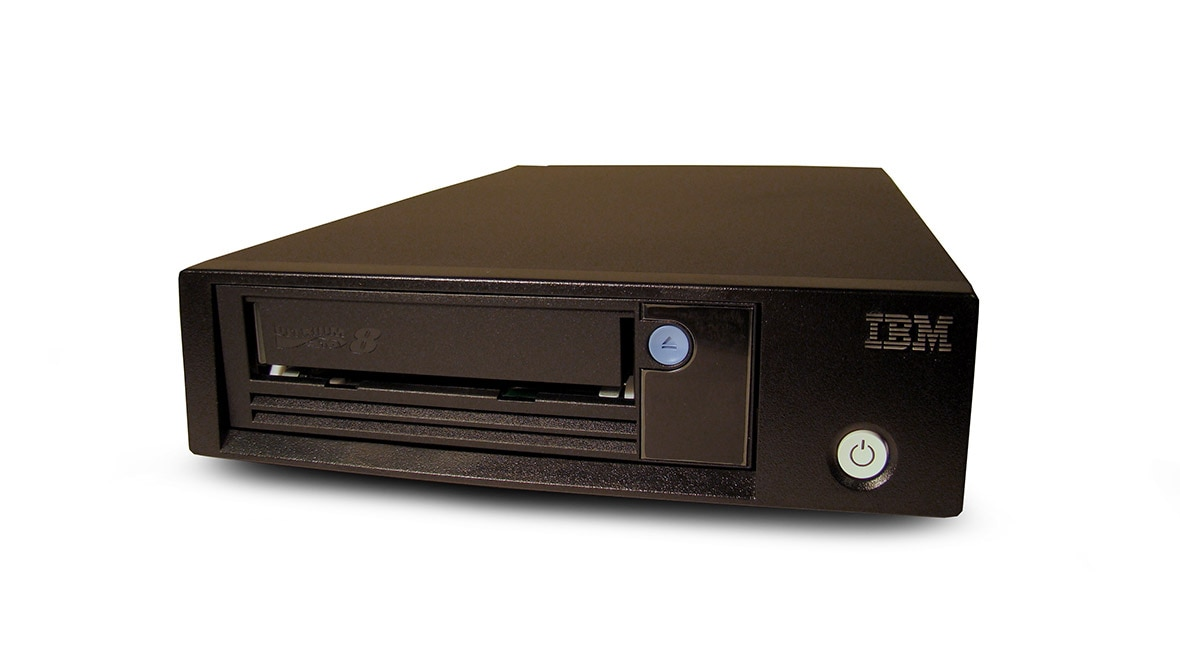 IBM External Standalone Tape Drive