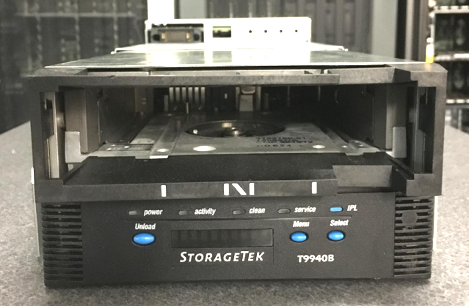 T9940B StroageTek Tape Drive